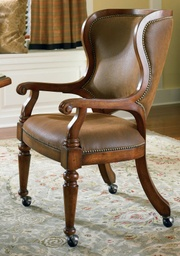 [366-75-500] Waverly Place Tall Back Castered Game Chair