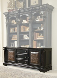 [370-10-265] Telluride Bookcase Base