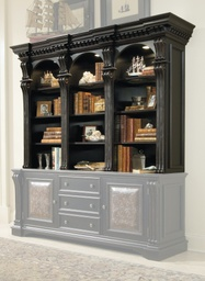 [370-10-267] Telluride Bookcase Hutch