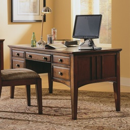 [436-10-158] 60 Inch Writing Desk