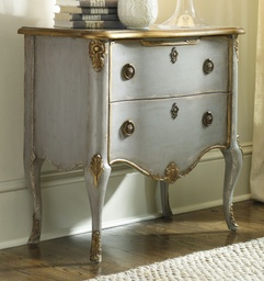 [500-50-887] French Two Drawer Chest