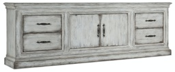 [500-50-989-02] Two-Door Four-Drawer Credenza