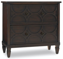 [5047-85122] Two Drawer Chest