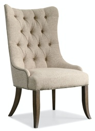 [5070-75511] Rhapsody Tufted Dining Chair