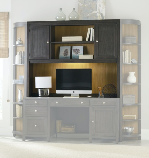 [5078-10467] South Park Computer Credenza Hutch