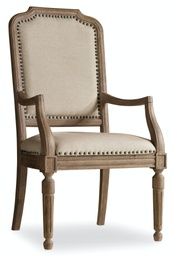 [5180-75401] Corsica Upholstered Arm Chair