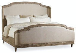 [5180-90866] Corsica King Upholstery Shelter Bed