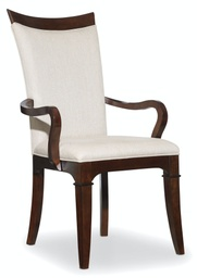 [5183-75400] Palisade Upholstered Arm Chair