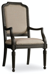 [5280-75401] Corsica Upholstered Arm Chair
