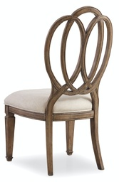 [5291-75410] Solana Wood Back Side Chair