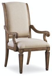 [5291-75500] Solana Upholstered Arm Chair