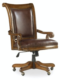 [5323-30220] Tynecastle Tilt Swivel Desk Chair