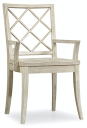 [5325-75300] Sunset Point X Back Arm Chair