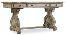 [5350-10459] Chatelet Trestle Writing Desk