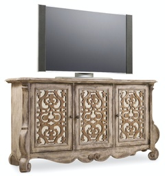 [5351-55468] Chatelet Entertainment Console