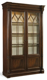 [5381-75906] Leesburg Display Cabinet