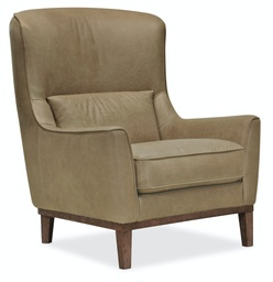 [CC460-084] Glover Leather Club Chair