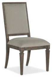 [5820-75411-84] Woodlands Upholstered Side Chair