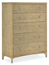 [5940-90010-80] Novella Digges Canyon Five-Drawer Chest