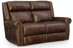 [SS461-P2-188] Esme Power Recliner Loveseat with  Power Headrest