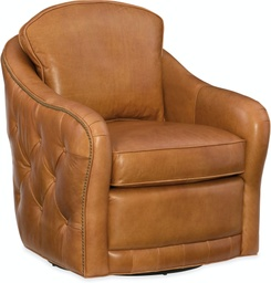[UPCHR497085A] Hilton Swivel Club Chair