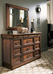 [BRDRS320-144] Raylen Vineyards Triple Dresser