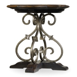 [LRTBL5374-16] Treviso Lamp Table