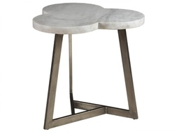 Aristo Clover End Table