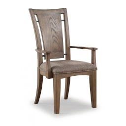 [MC-7466] Maximus Arm Dining Chair