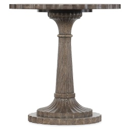 [LRTBL5820-16] Woodlands Round End Table